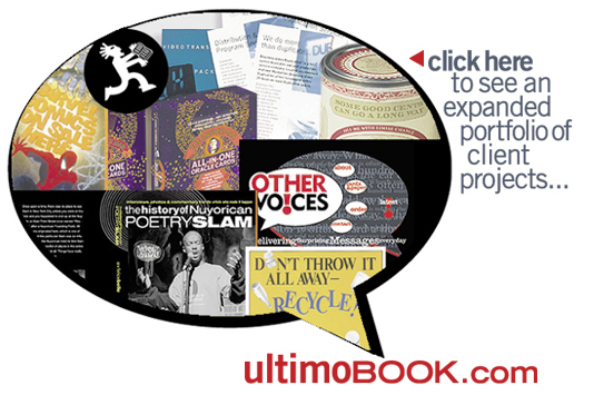 Link to Ultimo Book